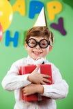 Humor del cumpleaños Foto de archivo libre de regalías