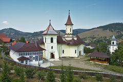 Humor monastery church Royalty Free Stock Image