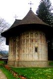 Humor Monastery, Moldavia, Romania. Humor Monastery located in Mănăstirea Humorului, about 5 km north of the town of Gura Humorului, Romania. It is a stock photography