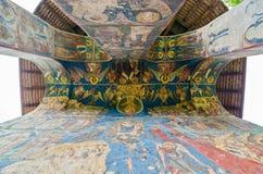 Humor Monastery, Romania. Humor monastery near Suceava, Romania Stock Photo