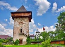 Humor Monastery Romania. Humor Monastery, Region Gura Humorului, Romania Royalty Free Stock Photography