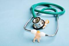 humor pediatra Fotografia de Stock Royalty Free