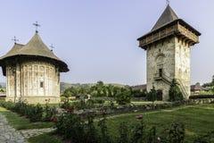 Humor, romania, europe, monastery Royalty Free Stock Images