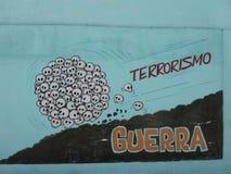 Humoristas против войны, Santa Clara, Кубы бесплатная иллюстрация