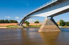 Humpback Bridge Stock Image