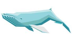 Humpback wieloryb Obrazy Stock