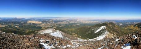 humphreys góry panorama Zdjęcie Stock