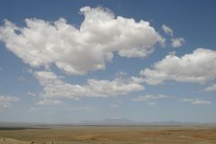 Humpreys-Spitze, Arizona Stockfoto