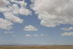 Humpreyspiek II, Arizona Royalty-vrije Stock Afbeeldingen