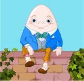 Humpty Dumpty Stock Afbeelding