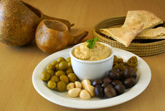 Humus Royalty Free Stock Image