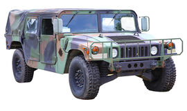 humvee Stock Photography