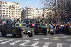 Humvee Stock Photography