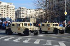 Humvee Royalty Free Stock Photo