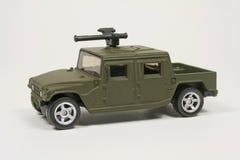 Humvee Desert-Lion Royalty Free Stock Images