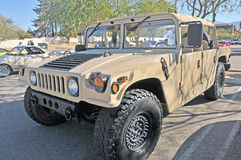 HumVee Royalty Free Stock Photography