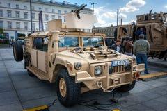 Humvee HMMWV m1165 royalty-vrije stock foto's
