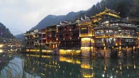 Hunan - FengHuangGuZhen royalty-vrije stock foto
