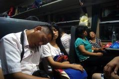 Hunan Huaihua, China: take the train Stock Images