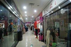 Hunan Huaihua, China: Yintai mall Stock Photos