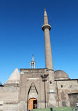 The Hunat Mosque, Kayseri. Stock Photos