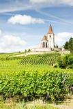 Hunawihr, Alsácia Fotografia de Stock