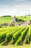 Hunawihr, Alsácia Imagens de Stock