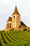 Hunawihr, Alsace Royalty Free Stock Photo