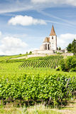 Hunawihr, Alsace Stock Photography