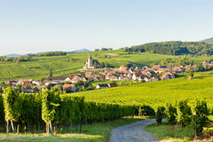 Hunawihr, Alsace Royalty Free Stock Photos