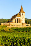 Hunawihr, Alsace, France Stock Image