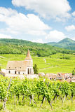Hunawihr, Alsace, France Royalty Free Stock Photo