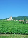 Hunawihr,Alsace,France Royalty Free Stock Images
