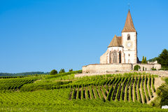 Hunawihr, Alsace, France Royalty Free Stock Images
