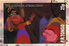 The Hunchback of Notre Dame Stock Images