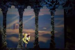 Hunchback of notredamme. Hong kong disneyland golden mickey show. the hunchback of notredamme Stock Photo