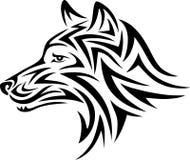 Hund Stammes- Stock Abbildung