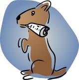 Hundeholen Lizenzfreie Stockfotos
