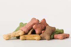 Hundeknochen-Streuung Lizenzfreies Stockfoto