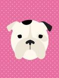 hunden eps formaterar illustrationjpg Royaltyfria Foton