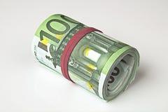 Hundert-Euro Stockfotografie