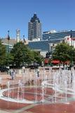 Hundertjähriger Park, Atlanta, GA lizenzfreies stockbild