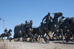Hundertjähriges Land-Läufer-Denkmal Stockbilder