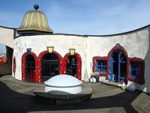 Hundertwasser Haus lizenzfreies stockfoto