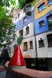 Hundertwasser Haus Στοκ Εικόνες
