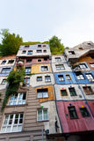 Hundertwasser Haus Stock Photography