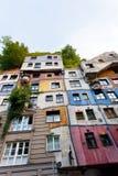 Hundertwasser Haus Stock Photography