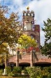 Hundertwasser-Haus, schlechtes Soden, Deutschland stockfotos
