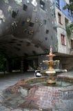 Hundertwasser house Royalty Free Stock Image