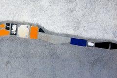 Hundertwasser Vienne modèle Autriche Images libres de droits
